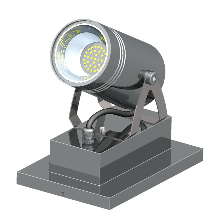 DG5250-LED投光灯采购、柱体投光灯、平板投光灯