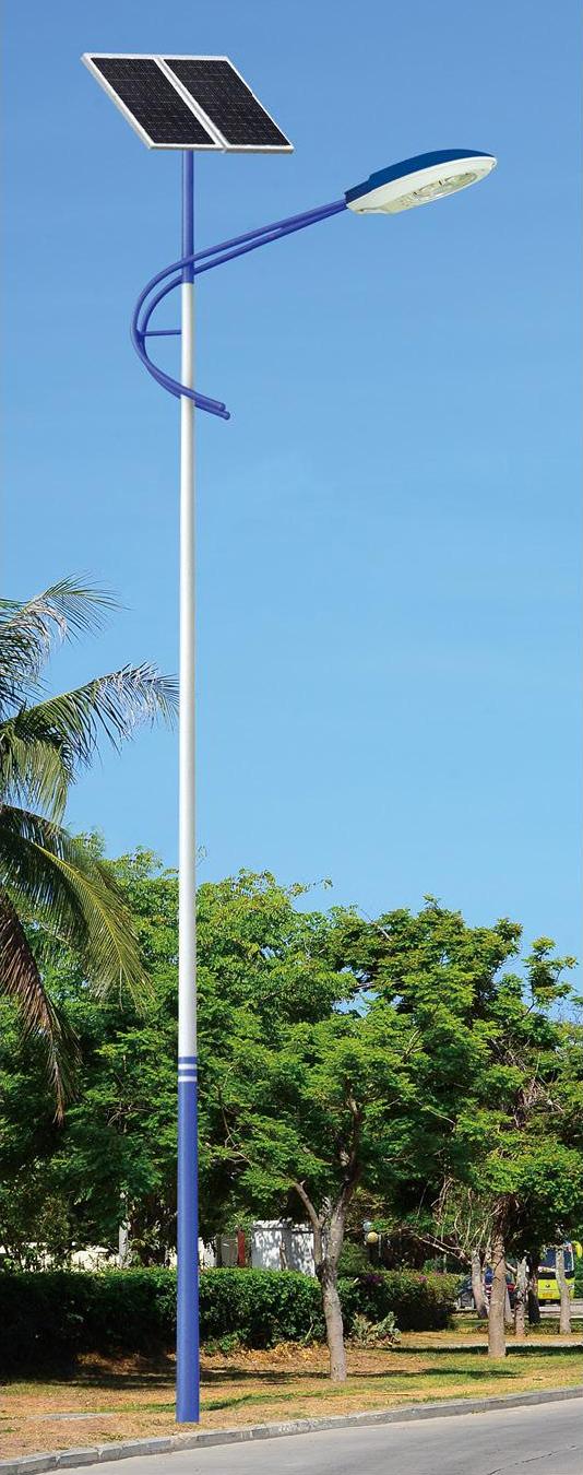 DG-A1901 LED太阳能户外路灯、太阳能路灯批发、200瓦太阳能路灯