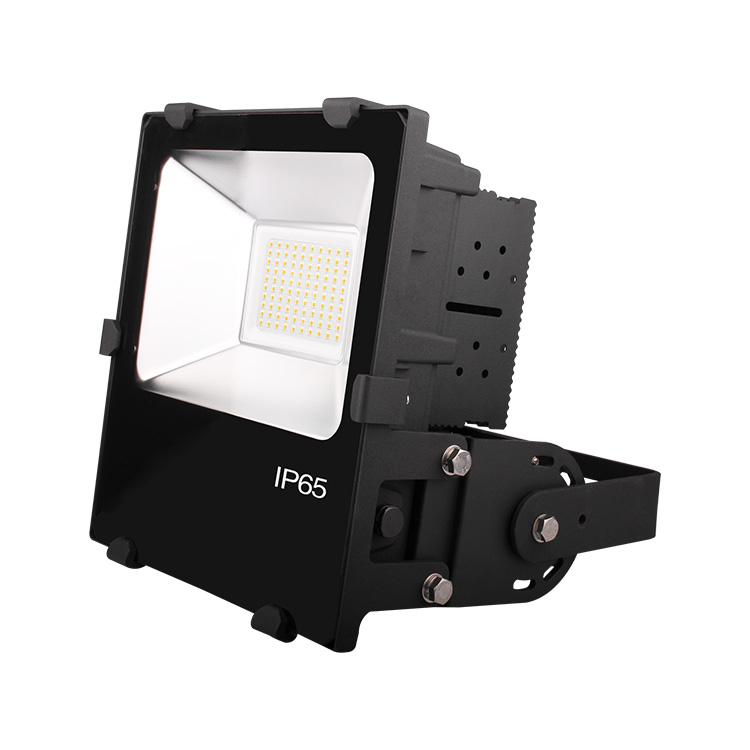 TGD-100W LED投光灯30w、单个投光灯、长方投光灯