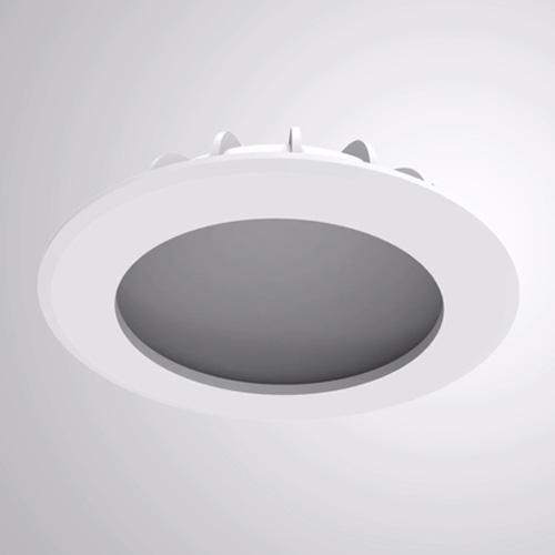 压铸铝SMD LED圆顶面板灯